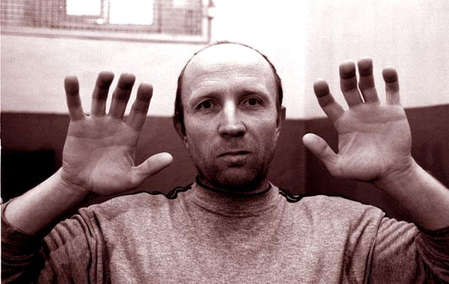 Una foto del serial killer Anatoly Onoprienko