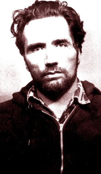 Una foto del rapitore e assassino seriale Gary Michael Heidnik