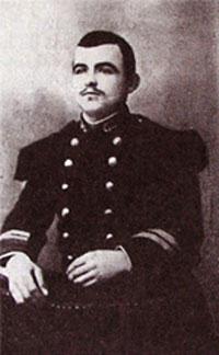 Joseph Vacher in una foto ai tempi dell'esercito