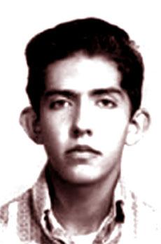 Una foto di Luís Alfredo Garavito da ragazzo