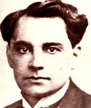 Una foto di un giovane Marcel Petiot