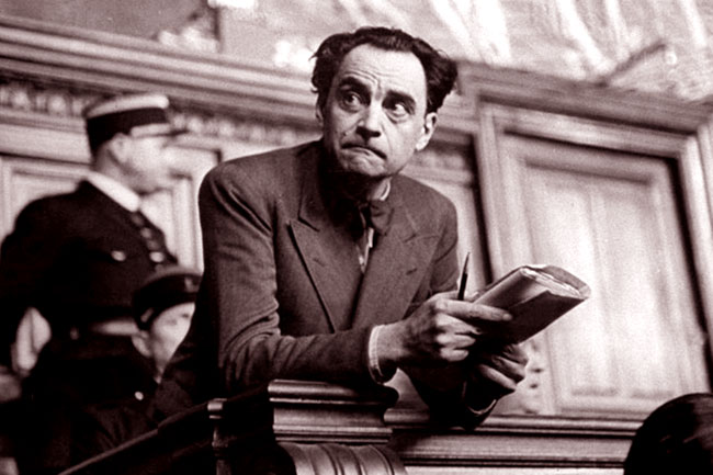 Una foto di Macrel Petiot al suo processo