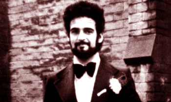 Il serial killer Peter Sutcliffe al suo matrimonio