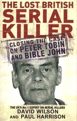 La copertina del saggio The Lost British Serial Killer