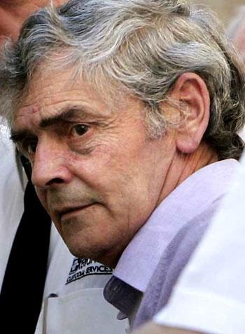 Peter Tobin, il serial killer durante un processo
