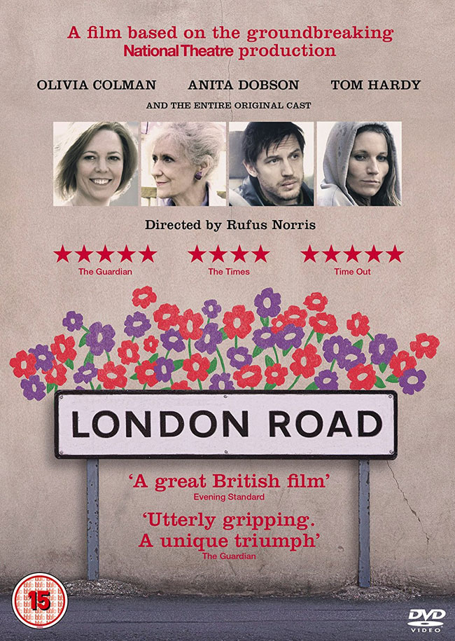 La locandina del film London Road