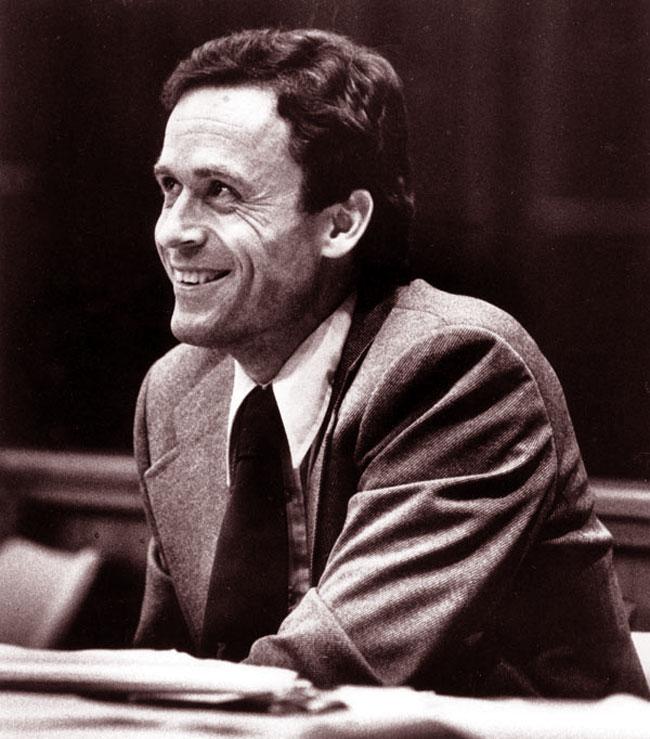 Ted Bundy, al processo