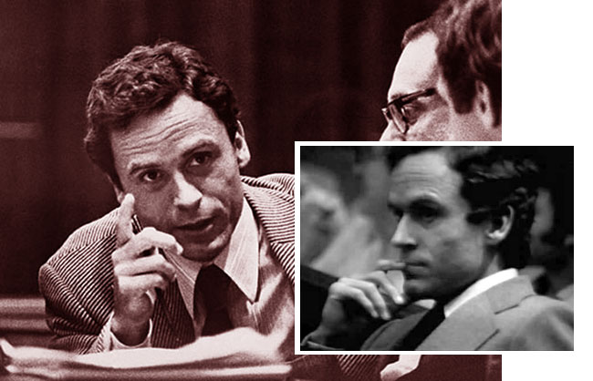 Ted Bundy, il killer delle studentesse in aula