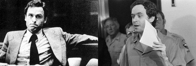 Ted Bundy, il killer delle studentesse al suo processo