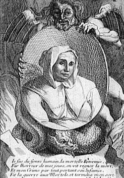 L'occultista Catherine La Voisin