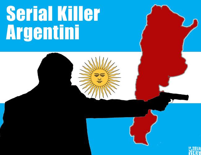 Un'immagine dedicata all'articolo sui serial killer argentini