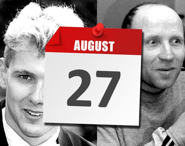 I fatti del 27 Agosto legati ai serial killer