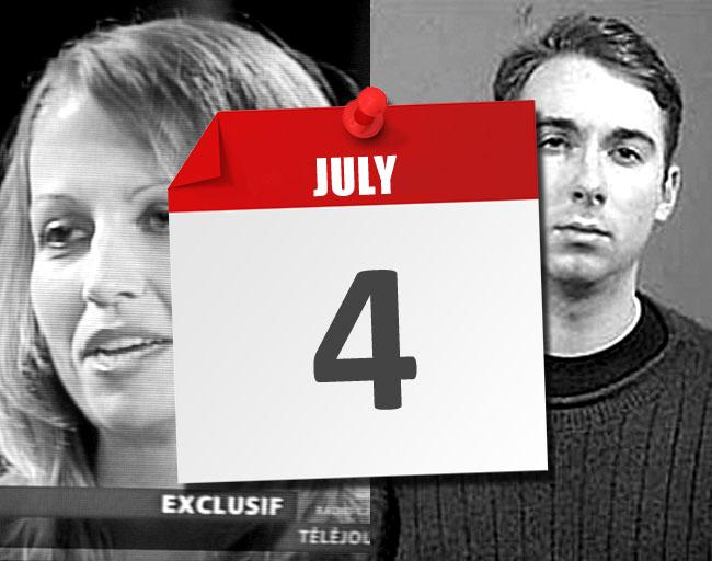 I fatti del 4 luglio legati ai serial killer